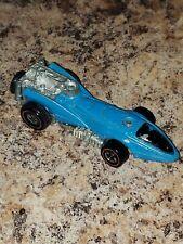 Mattel Hong Kong red Line Revvers 1972 Blue hot wheels