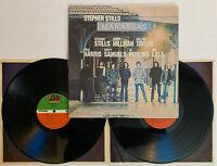 Stephen Stills - Manassas - 1972 US 1st Press (EX) Ultrasonic Clean