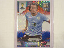 2014 Panini Prizm FIFA  World Cup Soccer Red White and Blue Prizm  Diego Forlan