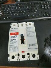 Eaton Cutler Hammer 15 Amp, 3 Pole, 600 Volt Circuit Breaker Fdb3015L (Very Nice