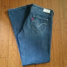 Levi's Jeans Denim Pants Rhinestone Crystal