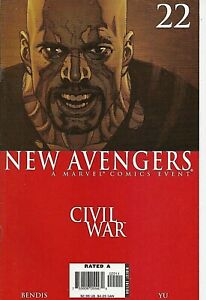 °NEW AVENGERS #22 DISSASEMBLED CIVIL WAR TIE IN° US Marvel 2006 Bendis