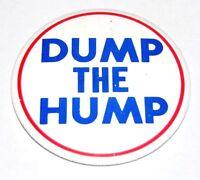 1968 RICHARD NIXON anti HUMPHREY campaign pin pinback button political president