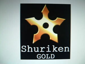 Shuriken Gold - a collection of 4 super-strategy EA's - Fully automated!