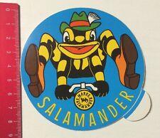 Aufkleber/Sticker: Marke Salamander (220416158)