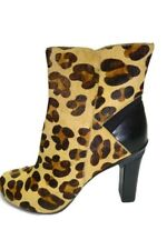 Tsubo Kemma women's Ankle booties Cheetah 7.5 M