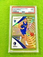 LUKA DONCIC ROOKIE CARD 1/1 PSA 9 JERSEY #77 MAVERICKS 2018-19 Revolution  ASTRO