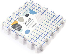 KnitIQ Blocking Mats for Knitting Extension Kit - 3 Extra Blocking Boards to for