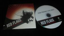 The Provenance ‎– Red Flags 2006 Peaceville  **PROMO CD**