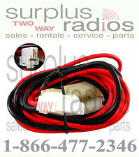 Power Cable ICOM Mobile TPLUG OPC-1132 F6011 F5011 F5021 F6021 F121 F221 F621