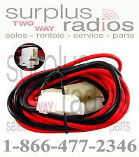 Power Cable ICOM Mobile TPLUG OPC-1132 F6011 F5011 F5021 F6021 F121 F221 F621