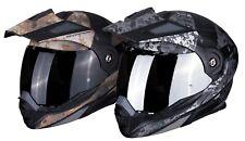 Scorpion ADX 1 Battleflage Enduro Klapphelm Motorradhelm Offroad Sturzhelm
