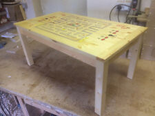 BESPOKE RETRO PACMAN COFFEE TABLE MAN CAVE LADY CAVE GAMES ROOM