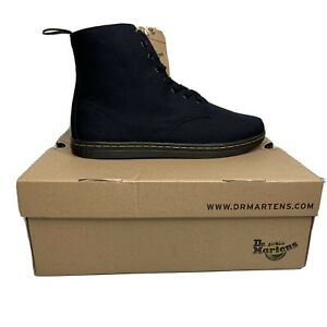 Dr Doc Martens Alfie Canvas Boot Shoes Mens Size 12  US New With Box #14553001