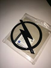 SAPPHIRE BLACK Vxr Genuine Astra H MK5 Opel Blitz Front Grille Badge 13142521
