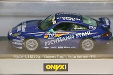 Porsche 911 GT3 Cup #19, Maylander 1999 Supercup, Onyx XCL99015  Diecast  1/43
