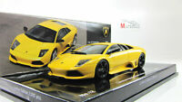 Scale car 1:43, Lamborghini Murcielago LP 640 - yellow 2006