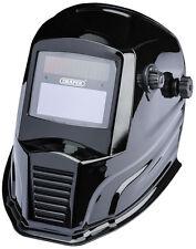 Genuine DRAPER Solar Powered Auto-Varioshade Welding and Grinding Helmet | 38271