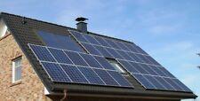 10kW Solar Grid tied kit Net metering solar panel inverter panneau solaire