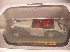 voiture d'exception 1/43 eme Atlas DELAHAYE 135 M FIGONI 1937 Neuf Metal