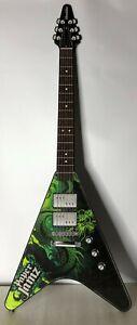 Paper Jamz Instant Rockstar WowWee Guitar Green / Black
