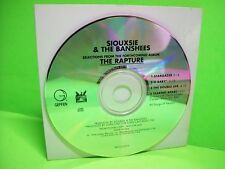 Siouxsie & The Banshees – Selections From The Forthcoming Album The Rapture CD