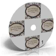 Cardmaking GALLERY CD Vol 1 of 5 ~ 650 Handmade Cards