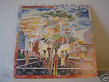 Earth,Wind & Fire Last Days And Time gatefold  LP