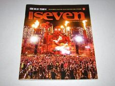 Vegas Seven Magazine Electric Daisy Carnival EDC 2014 Special Issue RARE NEW