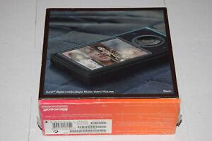 Microsoft Zune 30 GB Wisin Yandel Limited Edition Black Digital Media MP3 Player