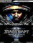 StarCraft II: Wings of Liberty Bradygames Signature Guides