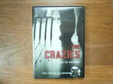 """The Crazies"" DVD - 2010 George Romero Remake - Horror Halloween Movie NICE!"
