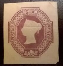Great Britain Stamp Qv Sc #7 * Sg 59? Die 3? Mint Ng Faulty Early Qv Classic