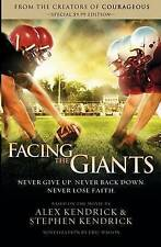NEW Facing the Giants by Alex Kendrick