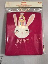GYMBOREE Gymmies 18-24 mos HOPPY pajamas long sleeve NEW bunny Easter NWT