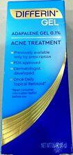 Differin Gel 0.1% Adapalene 45G for Acne (Better Than Proactiv) 01.23