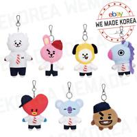 BT21 Character After School Bagcharm Keyring Doll 7types Official K-POP Goods