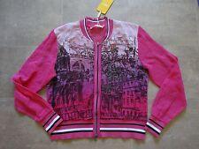 Biba Damen Bluse in Gr. L  40/42 mit Reissverschluß pink!!!