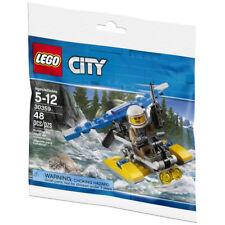 Lego City 30359 Polizei Wasser Flugzeug Polizist / Police Water Plane NEU / NEW