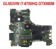 For Asus FX553VE FX753VD FX753VE Keyboard Red backlit Canadian Clavier Read Care