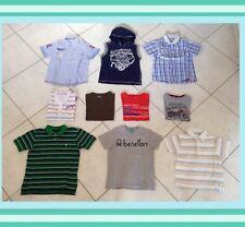Lotto 11-Abbigliamento Bambino 6 Anni Estate 10 Pezzi
