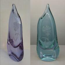 Miloslav Klinger Vase für ZBS - Alexandrit Glas - 40 cm