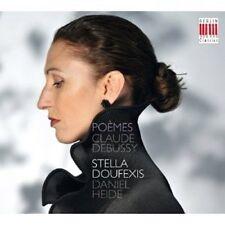 STELLA/HEIDE,DANIEL DOUFEXIS - DEBUSSY:POEMES-LIEDER  CD NEU DEBUSSY,CLAUDE