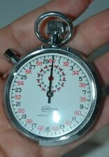 1 Jewel in Box Vintage Stopwatch Swiss Made Compass