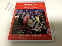 The Beatles SGT Pepper's Lonely Hearts Club Band Multitrack Masters 5 CD 1 DVD