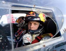 Kimi Raikkonen UNSIGNED photo - G1295 - Finnish racing driver