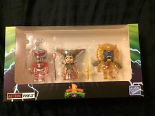 Loyal Subjects Action Vinyls POWER RANGERS Crystal Villains HASTINGS EXCLUSIVE