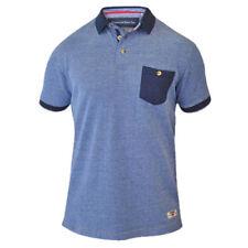 Camisas y polos de hombre azul Polo 100% algodón