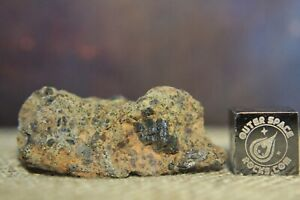 Taoudenni Achondrite Diogenite Meteorite 7.9g fragment rediscovered from Mali