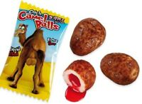 Fini Camel Balls x 100 Extra Sour Bubble Gum Liquid Filled Halloween Bulk Lolly